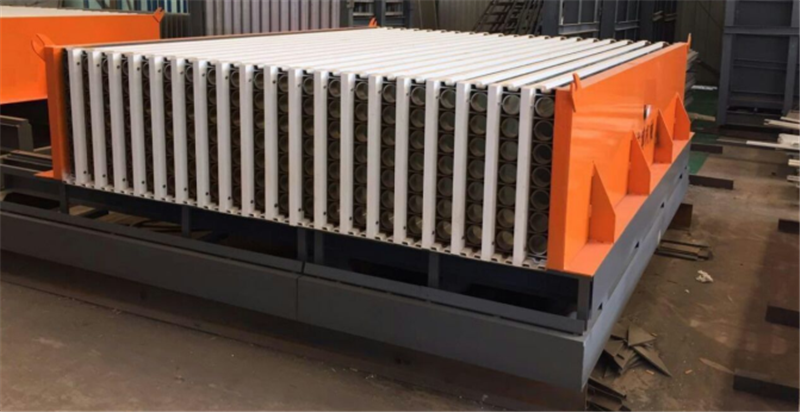 Acoustic wall panel machine lightweight